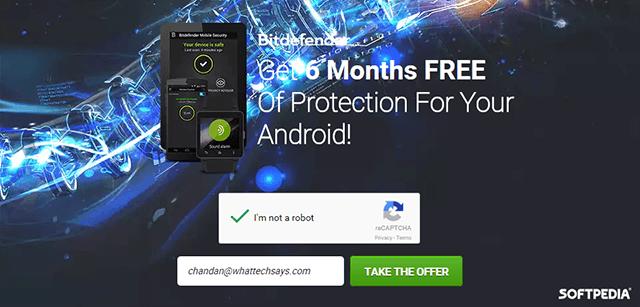 Bitdefender Mobile Security License Key