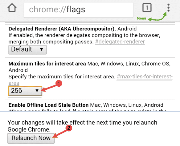 How to Speed Up Chrome Browser on Android Devices