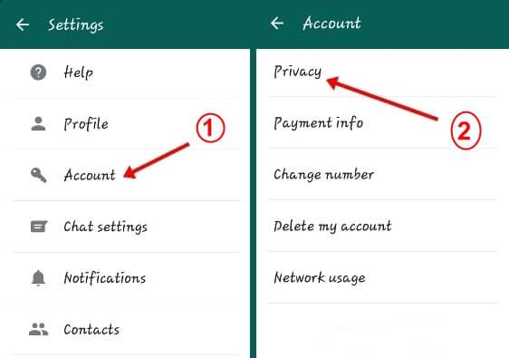 Whatsapp tricks to hide last seen