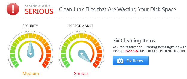 PCKeeper Live Cleaner