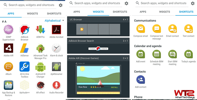Download and Install Blackberry Priv Launcher