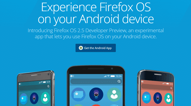 Download and Install Firefox OS 2 5 on Android Devices
