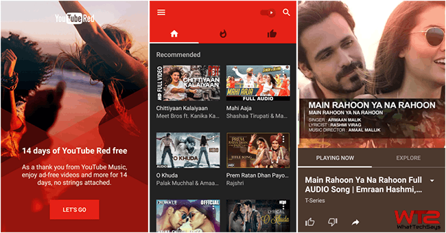 Use YouTube Music Outside the US on Android