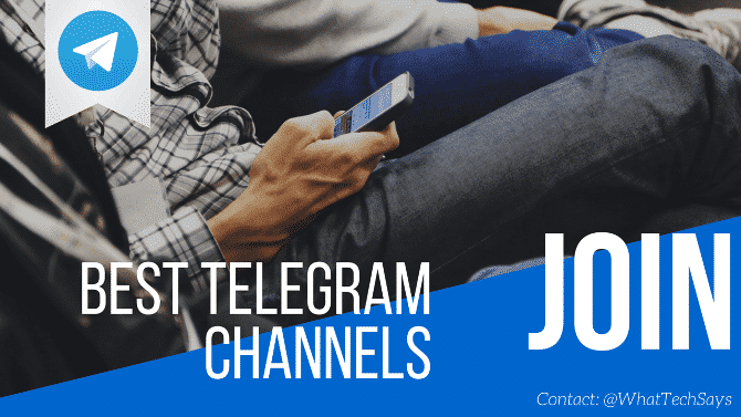 500+ Best Telegram Channels List 2019 - Join Now