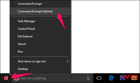 Edit Hosts file in Windows 10