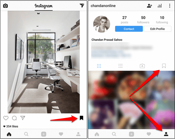 Save Instagram Posts to View Later