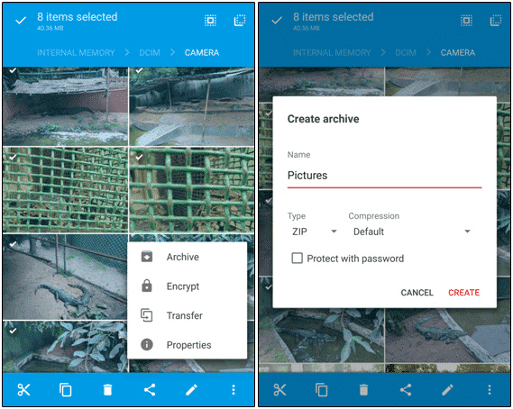how to increase whatsapp picture quality