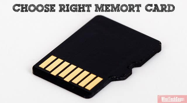 Memory Card for your Phone
