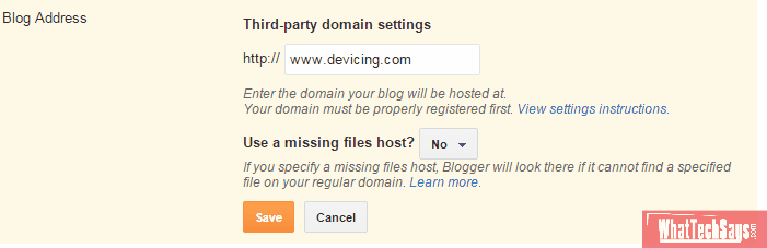 Create Free Blog on BlogSpot