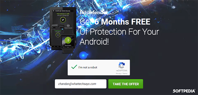 Bitdefender Mobile Security License Key