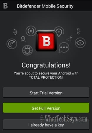Bitdefender Mobile Security 6 Months License Key