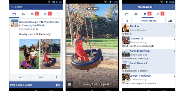 Facebook Lite Android app Download