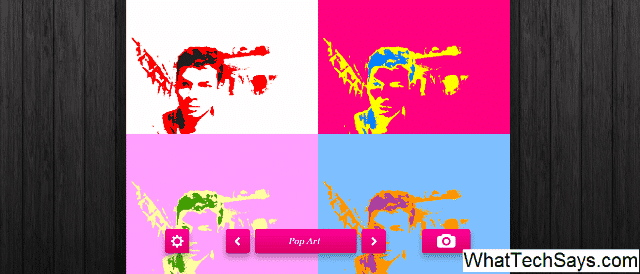 Turn Computer into Photo Booth
