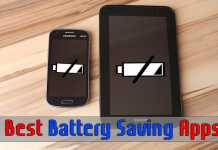 Best Android Battery Saving Apps