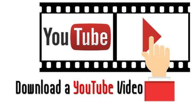 Download a YouTube Video