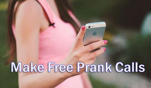 Make Free Prank Call