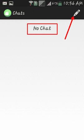 Fake Whatsapp Conversation