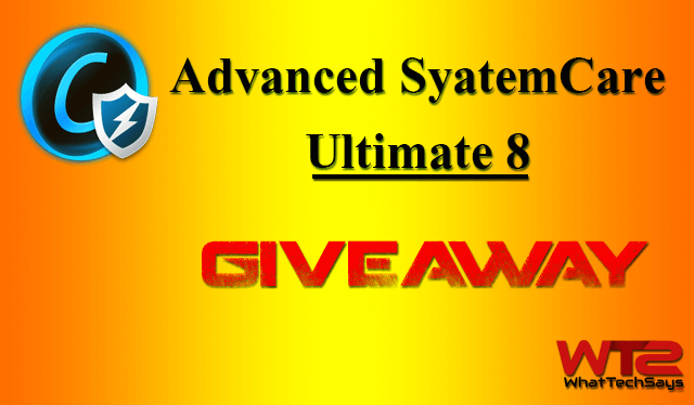 Advanced SystemCare Ultimate 8 Key