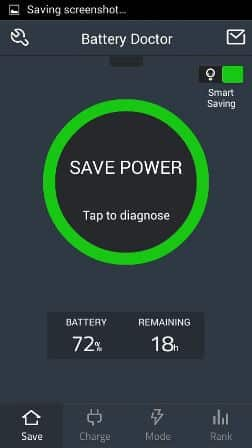 Essential apps for battery saving