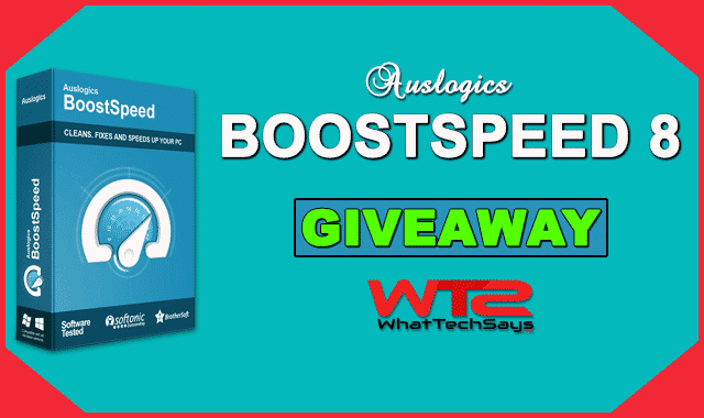 Auslogics BoostSpeed 8 Activation Key