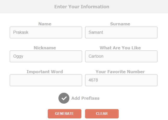 how to choose a cool username