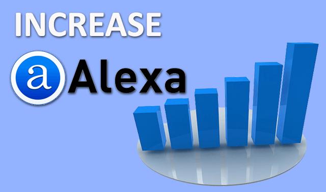Increase Alexa Rank Fast