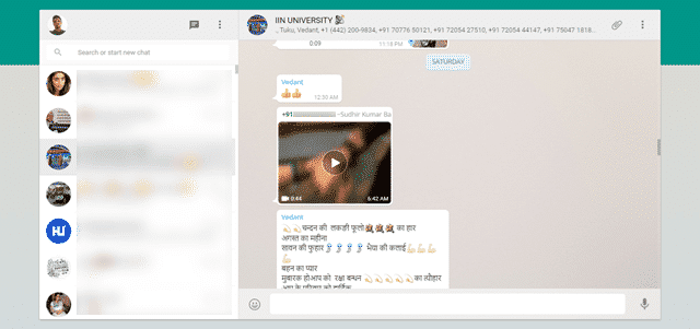 Download Whatsapp for Windows Browser
