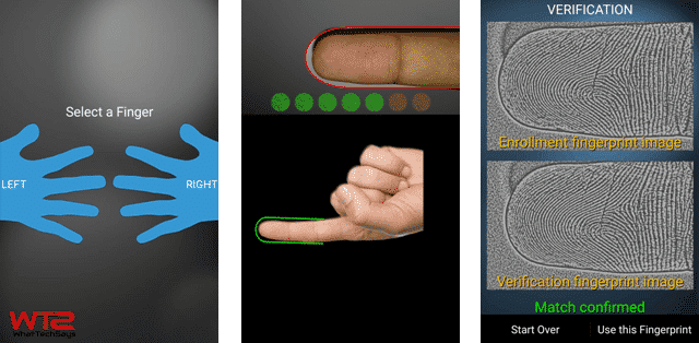 Lock Apps with Fingerprint on Android