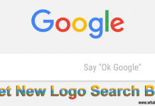 Get New Logo Google Search Bar