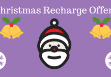 Christmas Recharge Offers