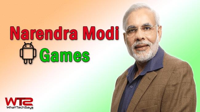 Narendra Modi Games for Android