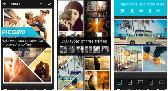 Photo Collage App for Android 2018