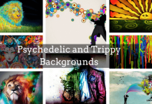 Psychedelic and Trippy Backgrounds