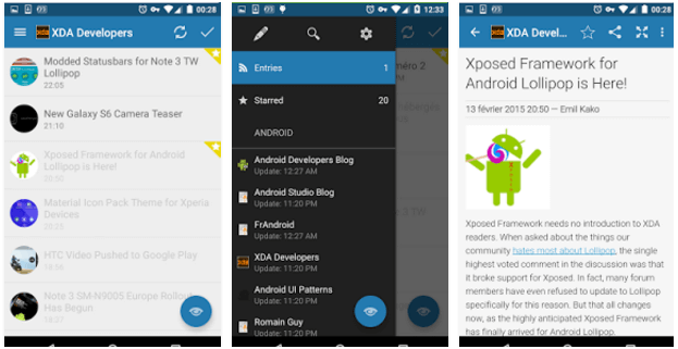 best business news apps for android