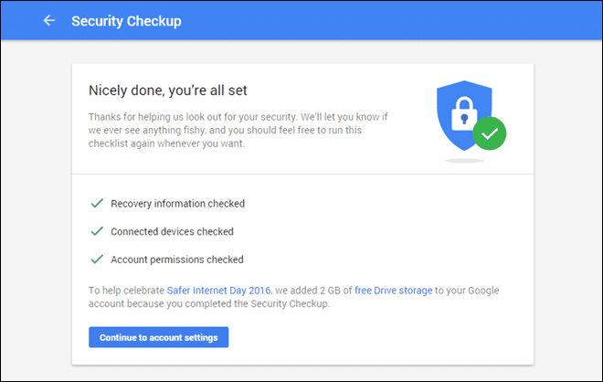 Get 2GB of Free Google Drive Storage