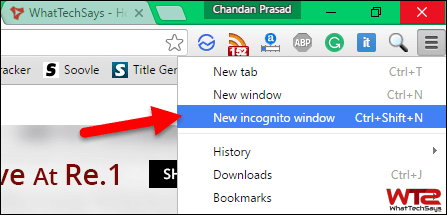 Multiple Gmail Accounts in chrome