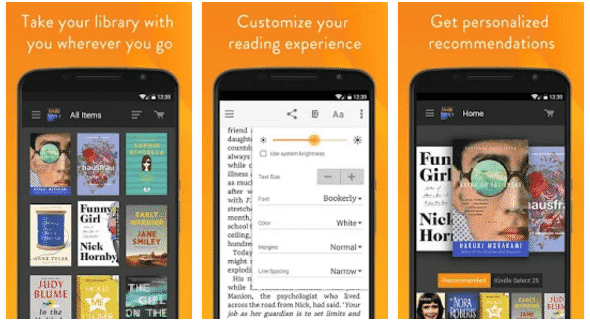 best ebook reader for android with dictionary