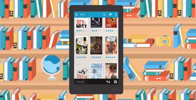 Best eBook Reader Kobo