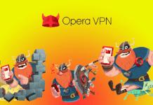 Opera Unlimited Free VPN App