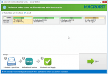 Macrorit Partition Extender Server Edition Review
