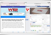 Use Split View in Safari on iPad