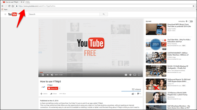 download MP3 from Youtube for free