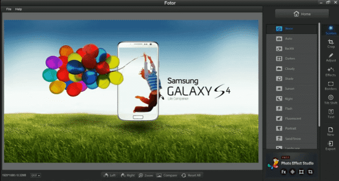 free photo editing software windows 10