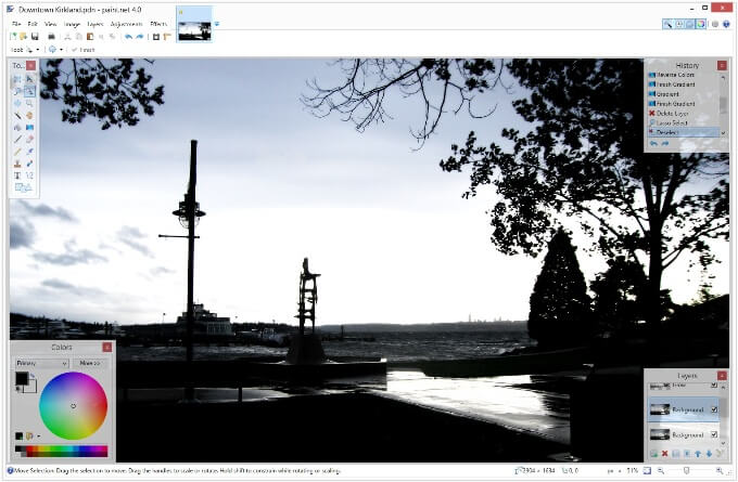 free photo editor software for windows