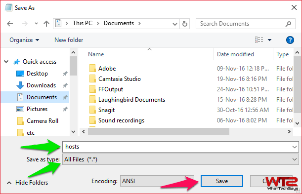 How to Edit Hosts file in Windows