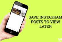 Save Instagram Posts to View Later on Android and iPhone