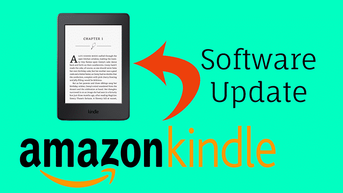 Update Kindle Software Manually