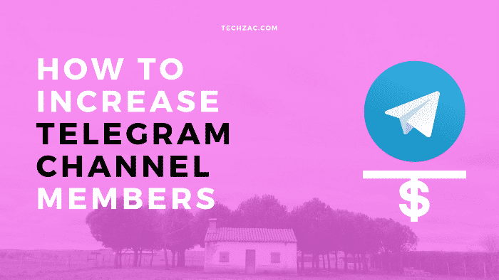 Increase Telegram Channel Members