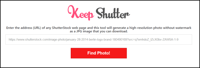 Get Shutterstock Images for Free
