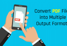 Convert Multiple PDF Files